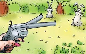 Как убить двух зайцев