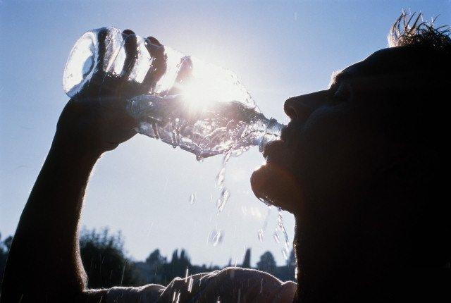 Важно пить воду