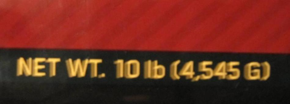 Gold Standard 100% Whey 4,5кг