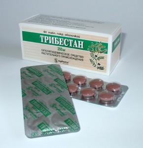 Трибестан таблетки